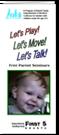 Play, Talk, Move Brochure