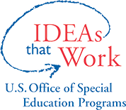 US Dept. of Special Ed. Ideas That Work logo