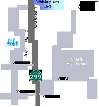 Shasta College Tehama Campus Map.Locations Rowell Family Empowerment
