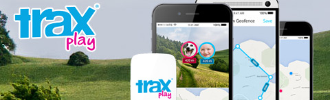 Trax Play Will Track Your Child's Whereabouts